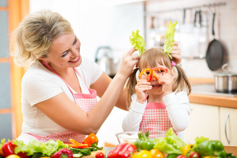 给家长的7条冬季膳食建议,让孩子不仅吃饱,更吃得好!